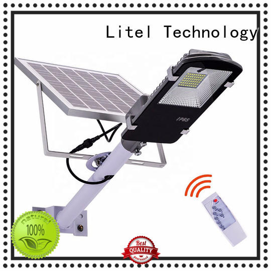 Litel Technology outdoor china solar street light energy-saving for patio