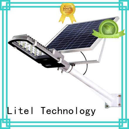 solar led street light fixture hot sale for street