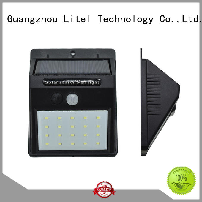 barn solar garden lights outdoor Litel Technology company