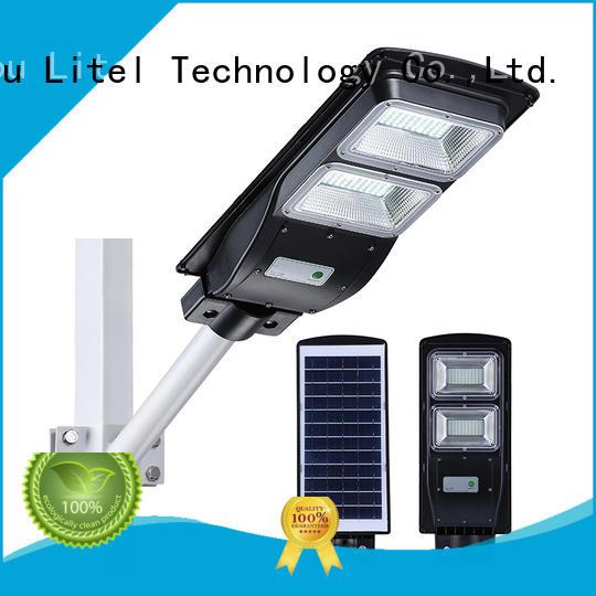 sensor remote integrated solar street light sensor Litel Technology company