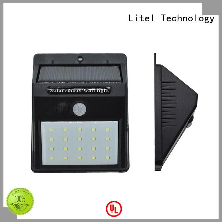 step solar garden path lights patio lumen Litel Technology Brand
