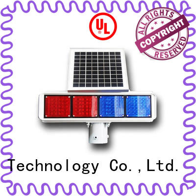 Litel Technology ODM solar powered traffic lights bulk production for warning