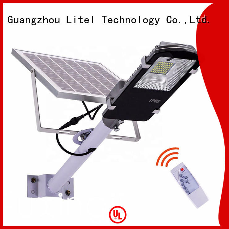 led 60w solar led street light remote porch