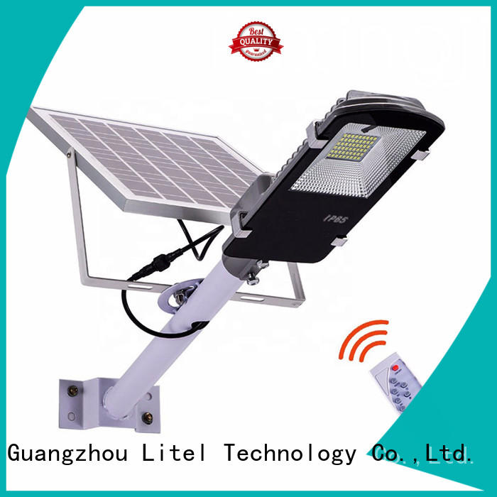 Litel Technology wall mounting best solar street lights at discount for workshop