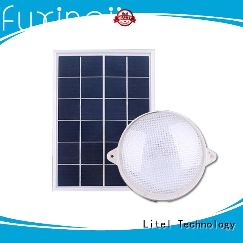 energy-saving indoor solar ceiling lights ODM for street lighting Litel Technology