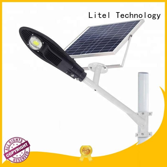 Litel Technology low cost best solar street lights for barn
