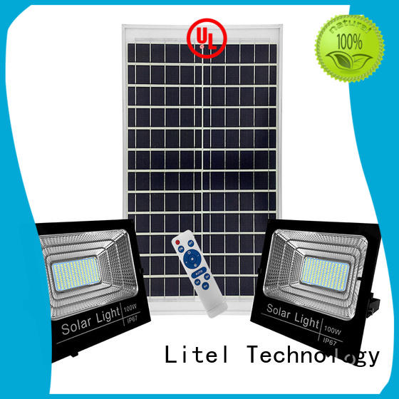 Litel Technology best quality best solar led flood lights inquire now for patio