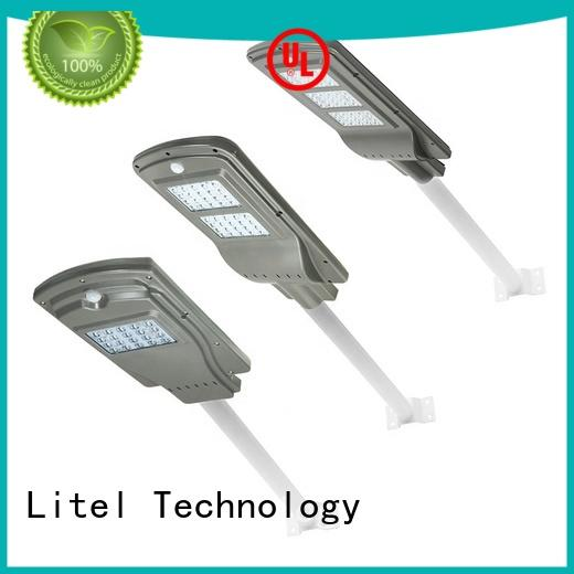 acceptable integrated solar led street light order now for patio Litel Technology