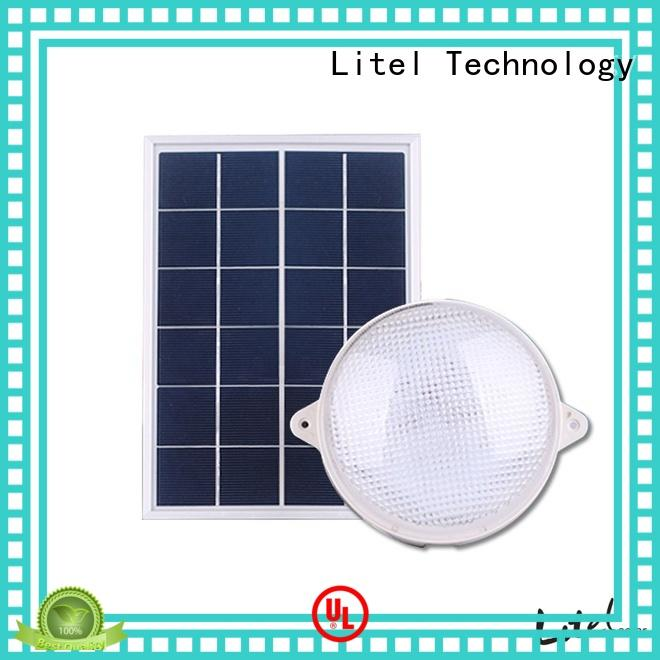 Litel Technology at discount solar led ceiling light brightness for road