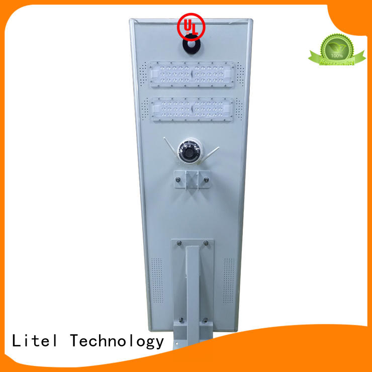 Litel Technology light all in one integrated solar street light check now for garage
