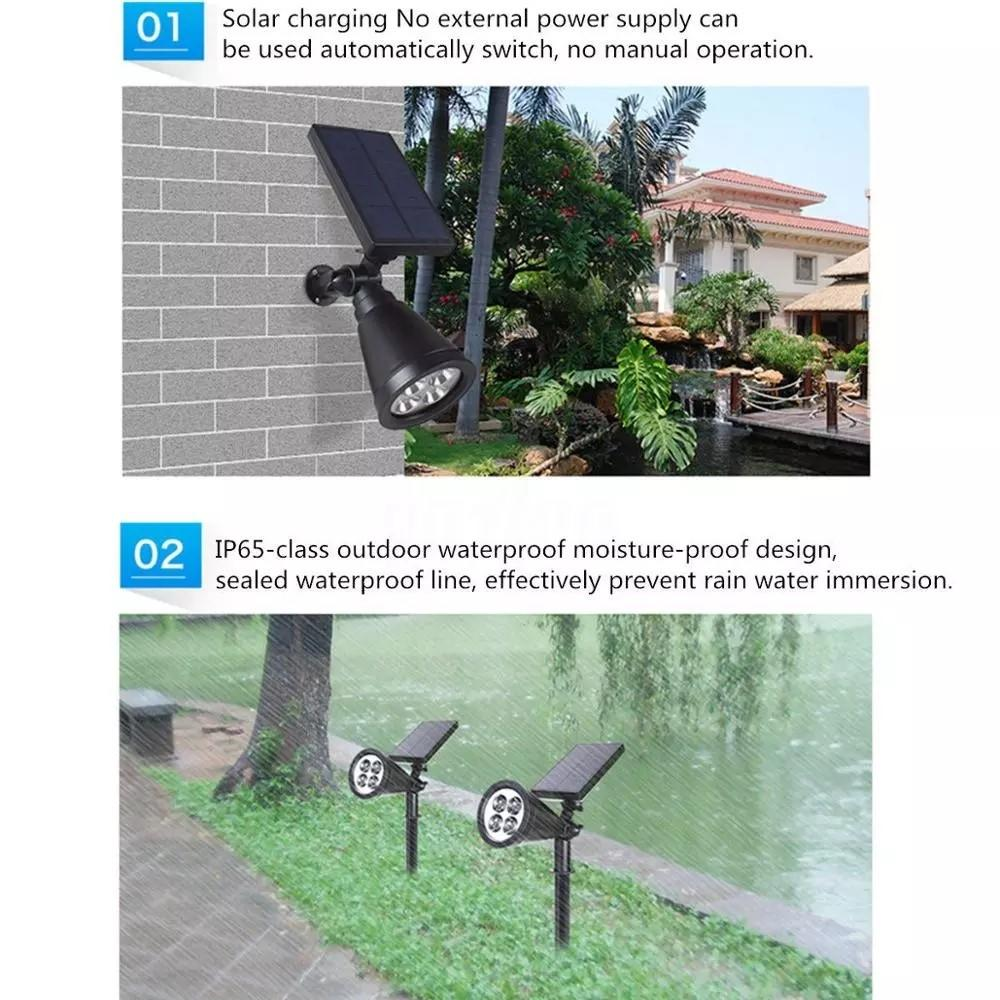 garage solar solar garden lights water Litel Technology