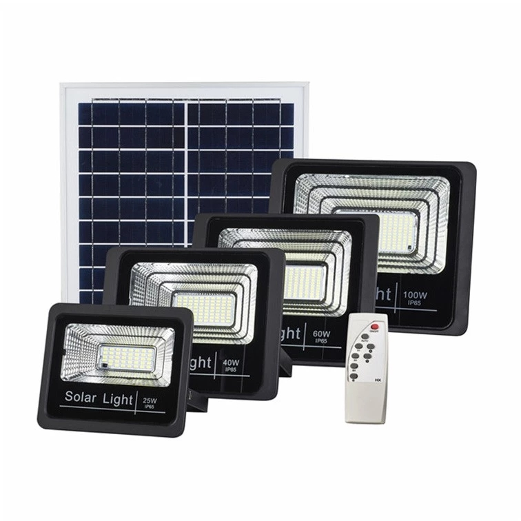 solar led flood light remote control inquire now for barn-7