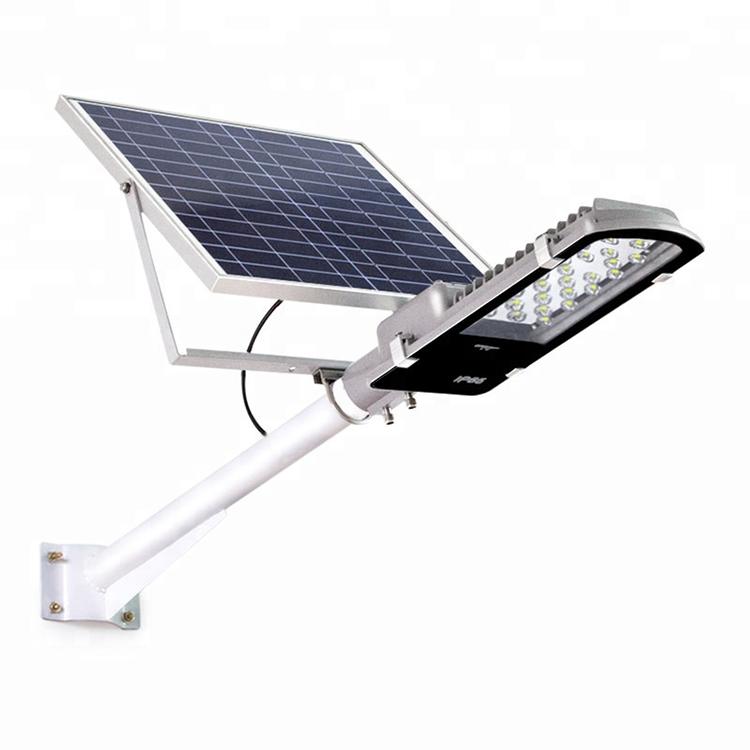solar street light project control project Litel Technology