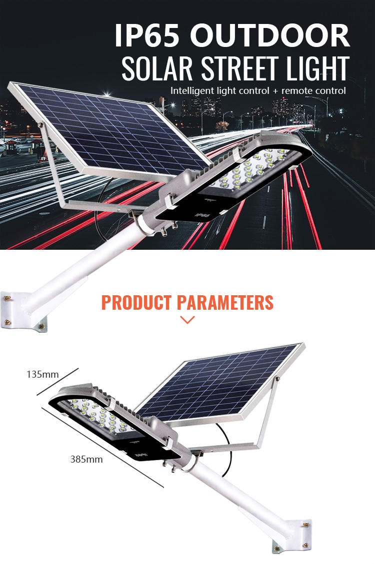 solar street lights for home project remote sensor Litel Technology Brand company