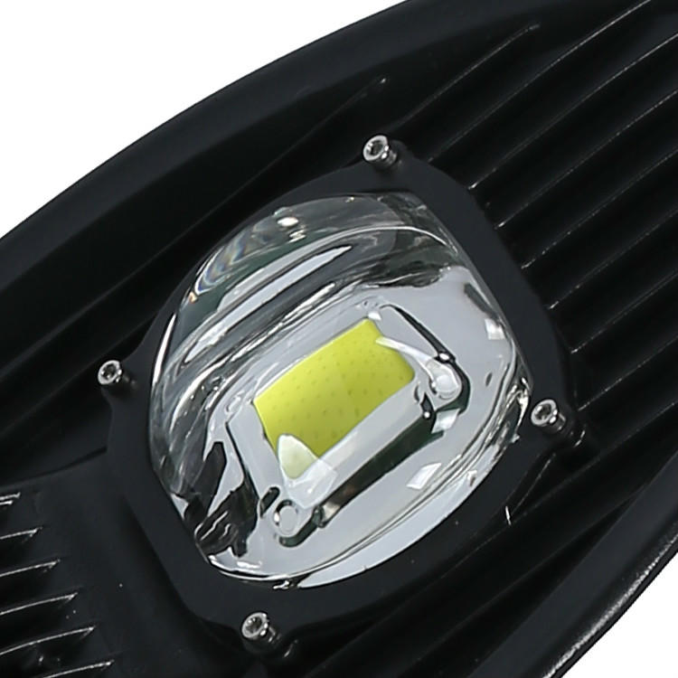 COB high brightness 20w 30w 60w 100w 150w solar LED street light