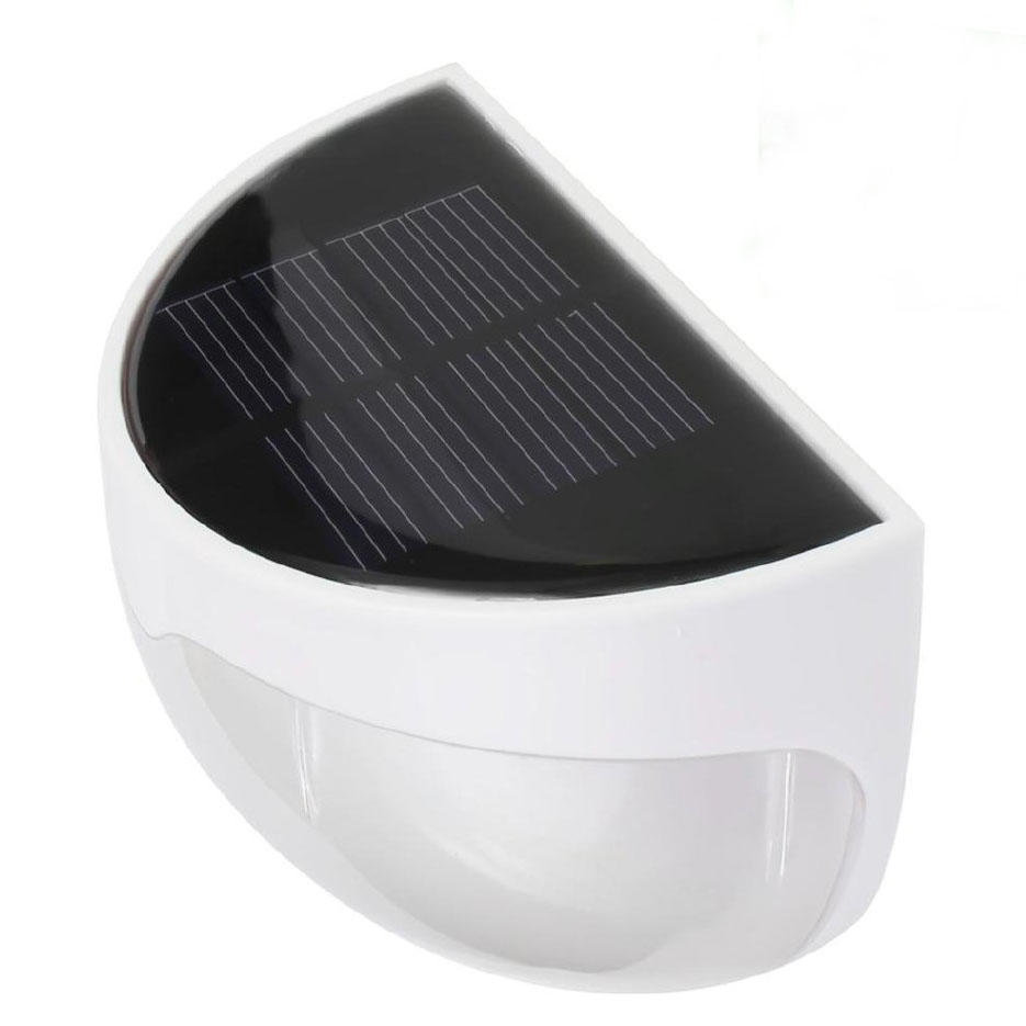 lawn solar panel garden lights security garden