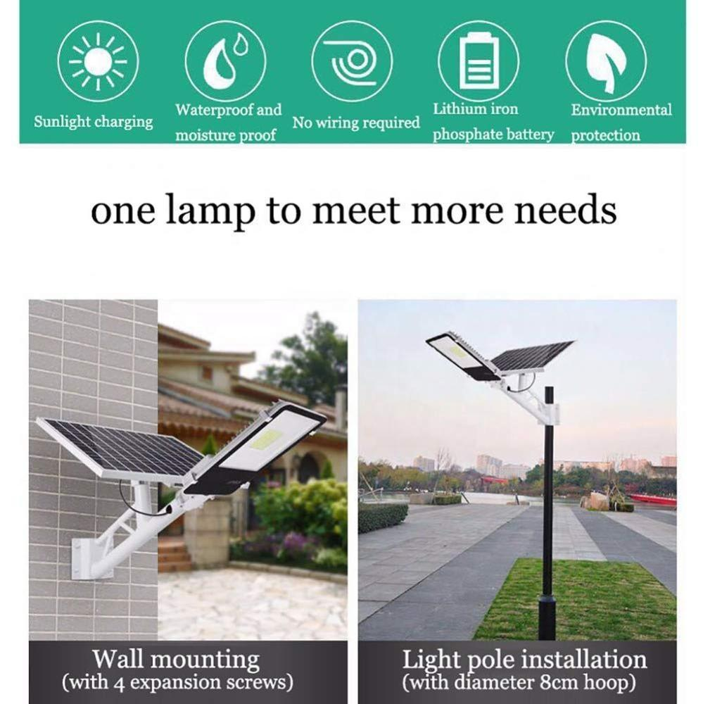 control solar street lighting system remote patio Litel Technology