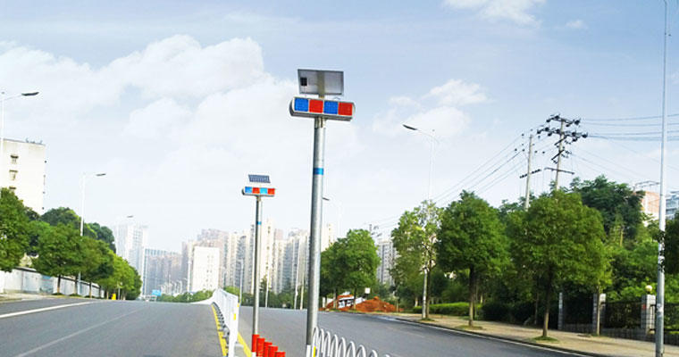 powered solar traffic Litel Technology Brand solar traffic lights supplier