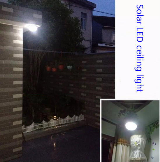 led solar powered ceiling light ceiling brightness