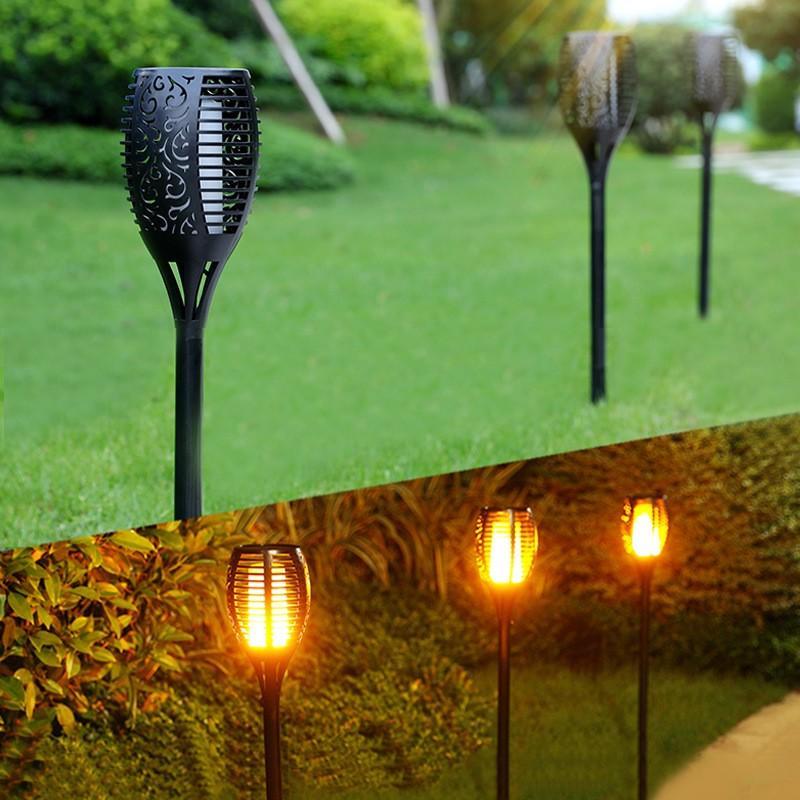 Litel Technology wireless high power solar garden lights lamp lawn
