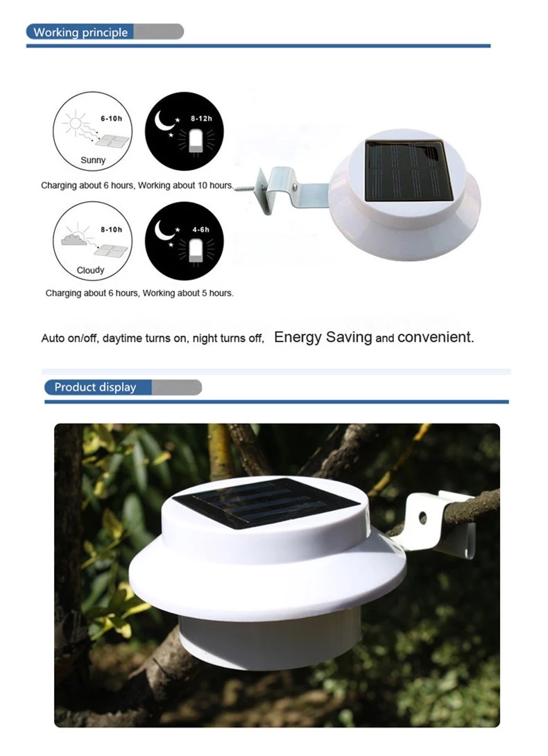 lumen best solar powered garden lights wireless lawn Litel Technology