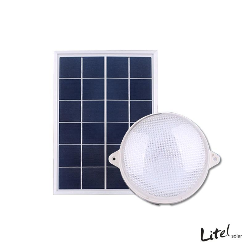 30w high brightness solar LED ceiling light