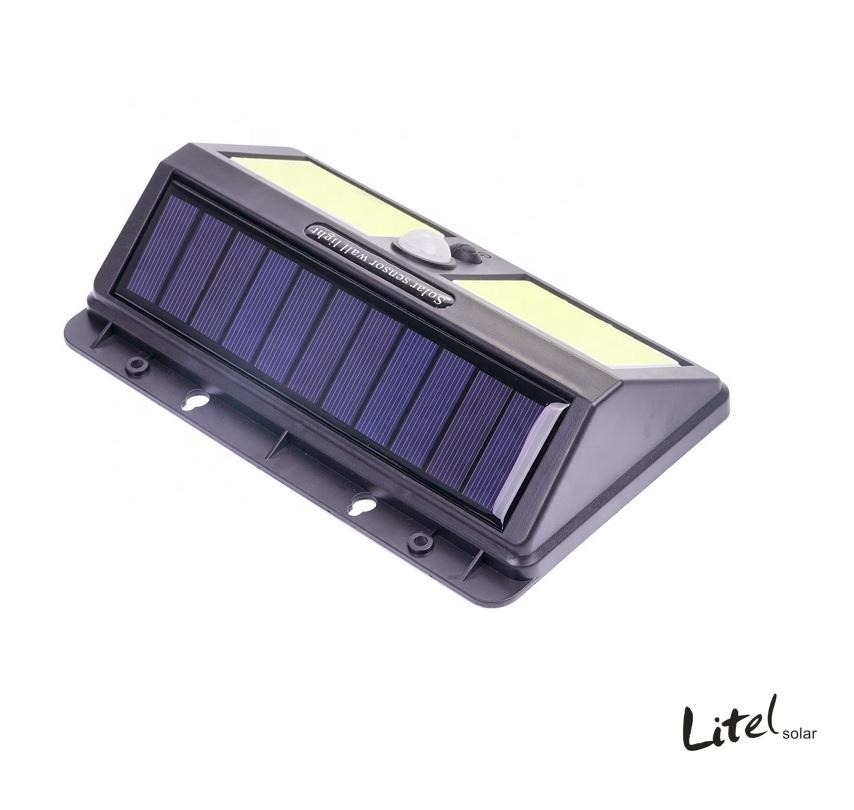 Hot produce 70 ics COB garden solar led wall light