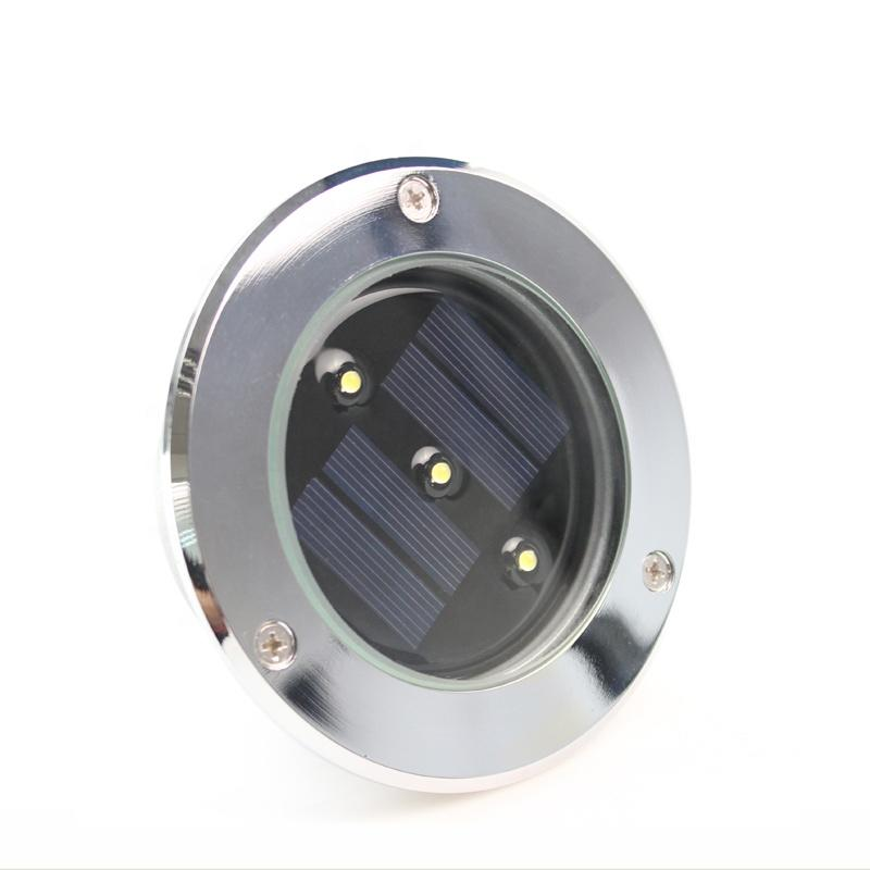 High power high lumen waterproof round led underground light