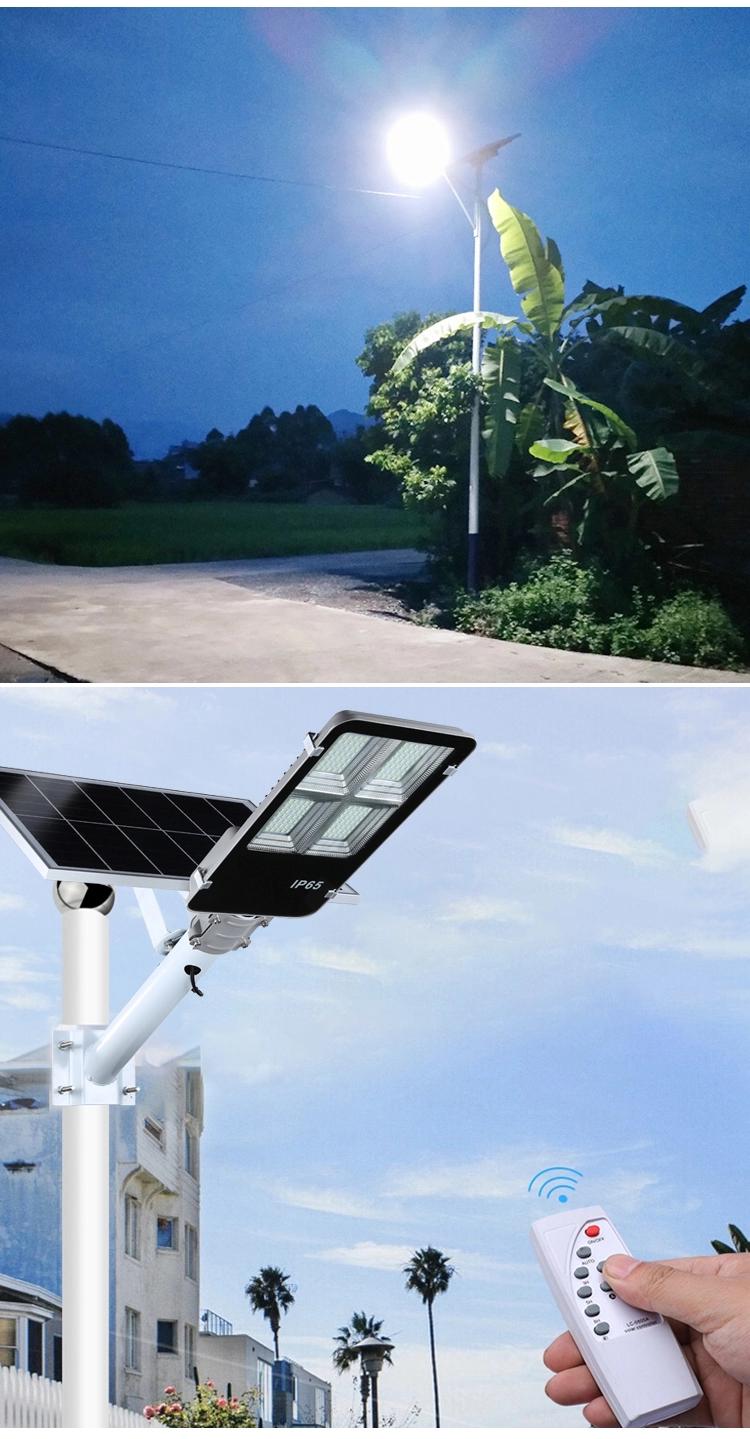 Litel Technology popular solar street lighting system by bulk for barn-6