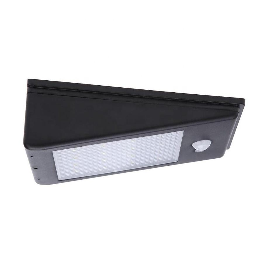 16LED PIR Motion Sensor indoor Security Emergency solar Wall light