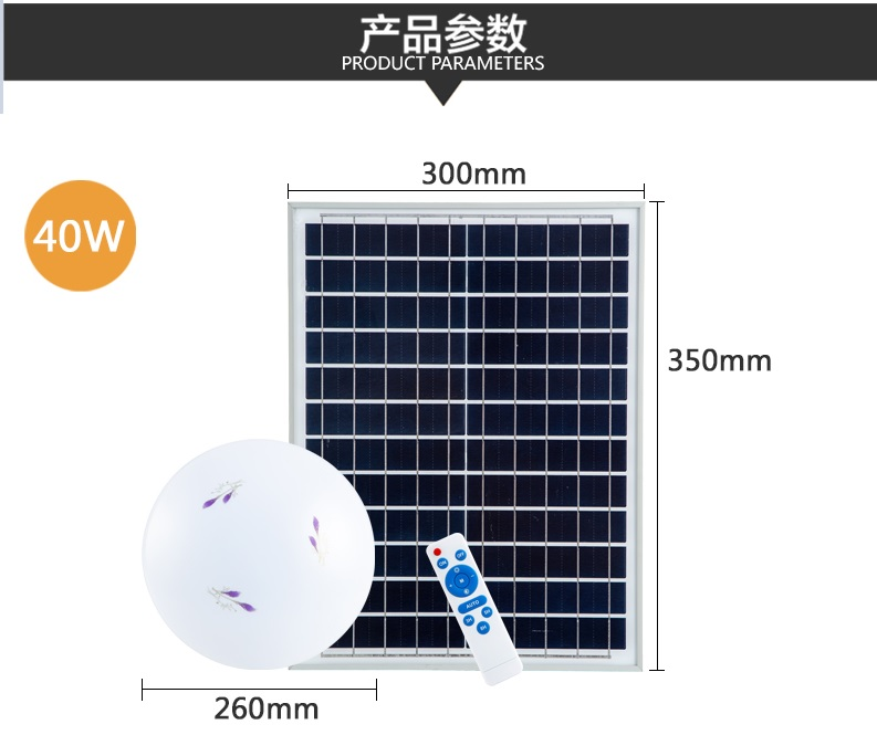 at discount solar ceiling light low cost ODM for high way-11
