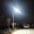 PHILIPPINES split-type solar street light project in road