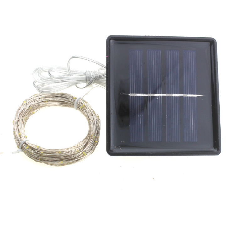 Battery Operated Lights Solar Power Led String Light For Christmas