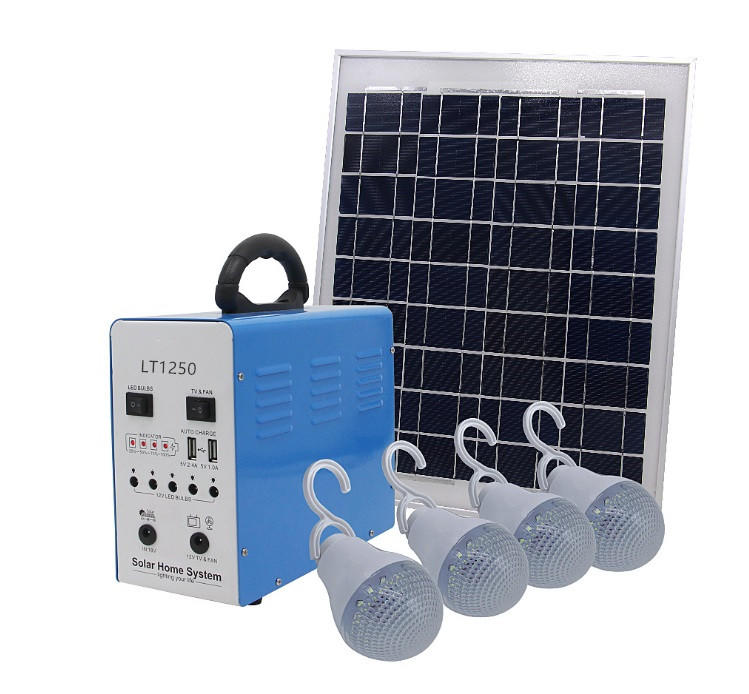 solar power light 20W Solar home system