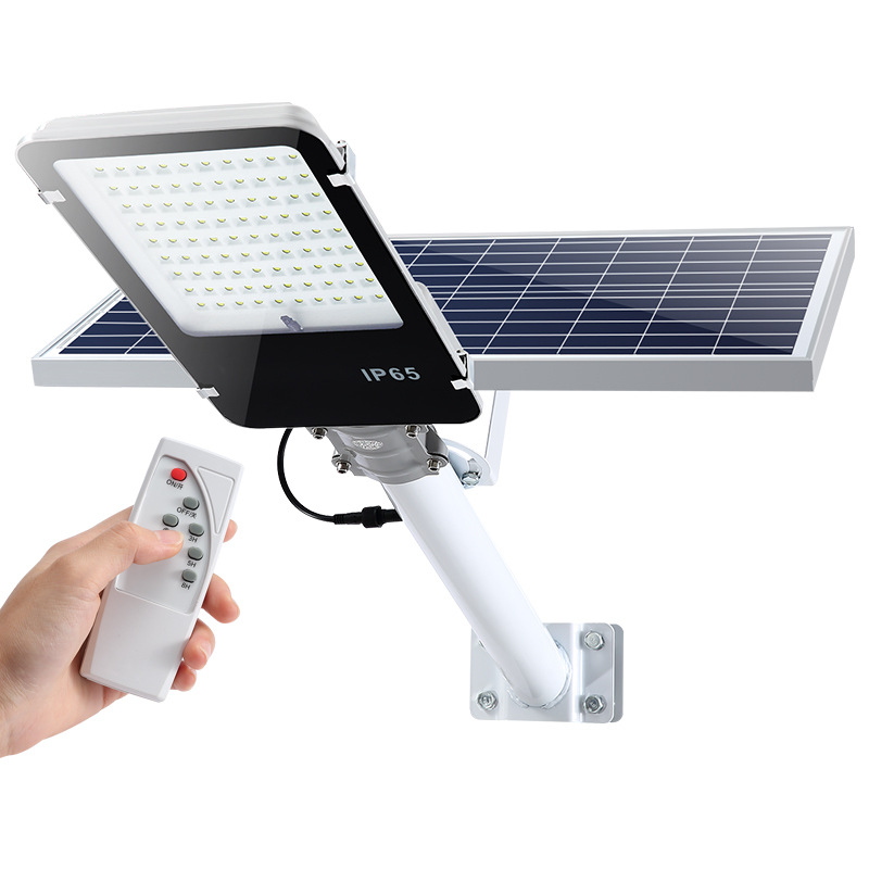 Nano type 50w 60w 100w high 3030 high brightness project split solar street light