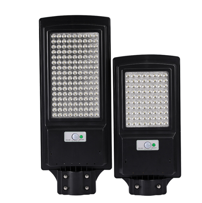 80w 150w New Model ABS all in one intergrated solar street light