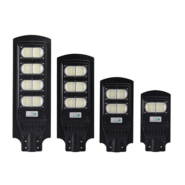 30W 60W 90W 120W integrated all in one ABS solar street light