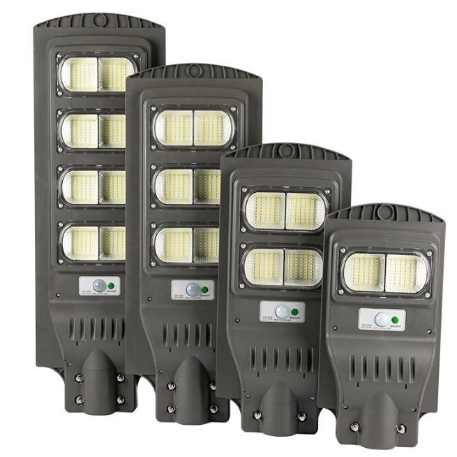 30W 60W 90W 120W integrated all in one ABS solar street light