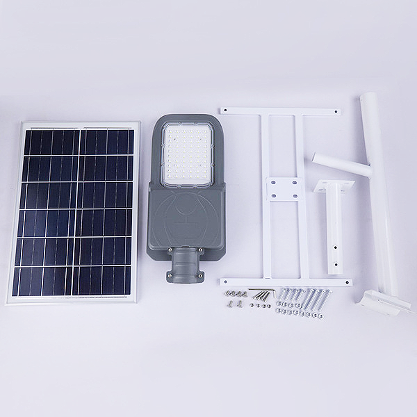 12m installation height professional project solar street light
