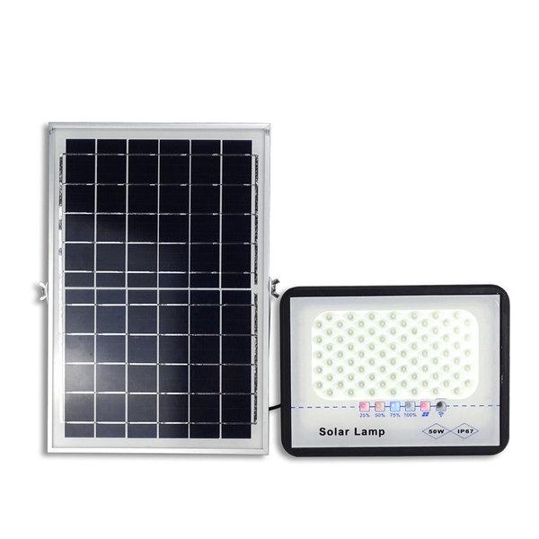 50W 100W 200W 300W Nano reflector high output solar flood light