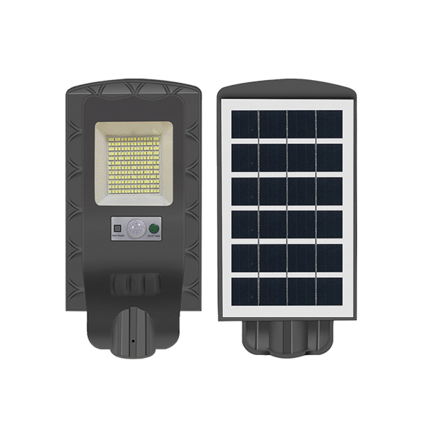 mini 30w ABS all in one solar street light