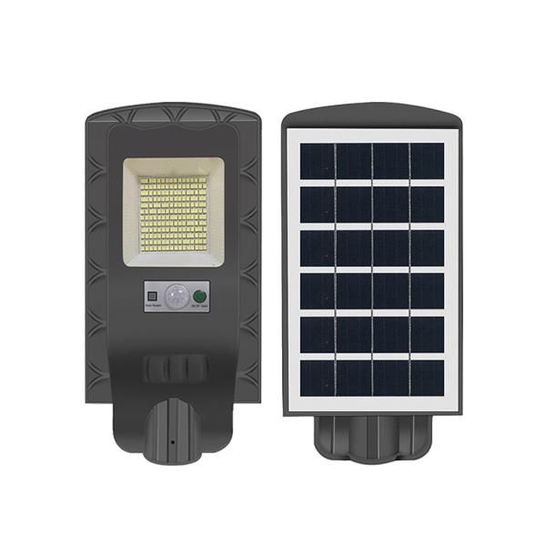 mini 30w ABS all in one solar street light