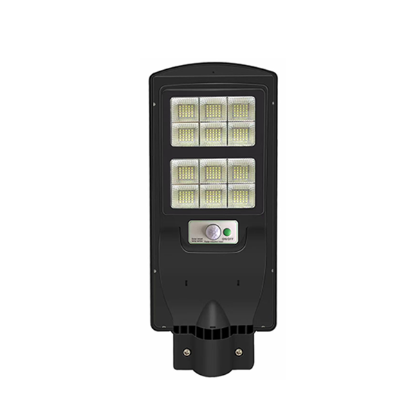 Litel Own design 50w 100w 150w ABS all in one solar street light