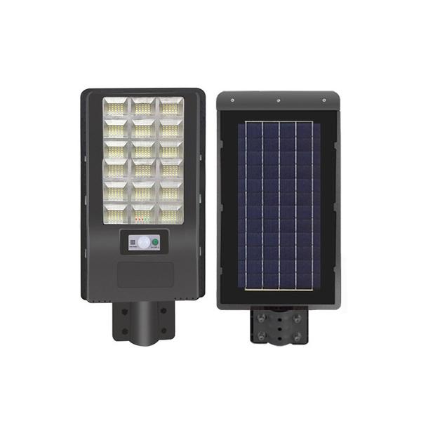 50W 100W 150W G-type high brightness all in one solar street light