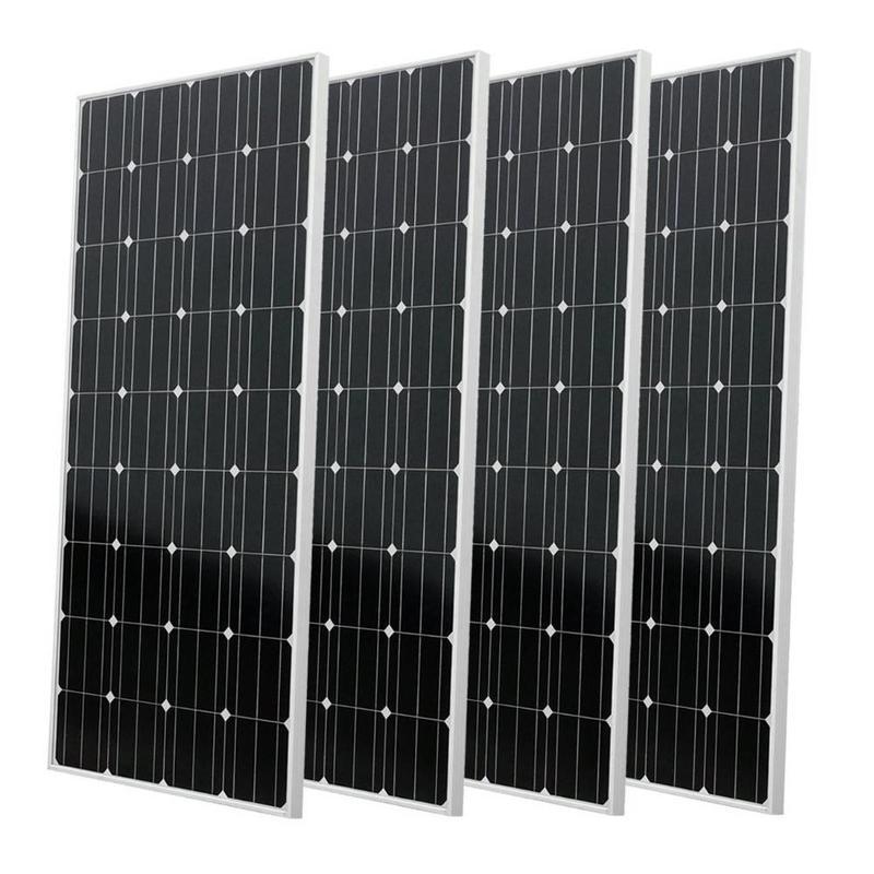 280W to 515W high efficiency  Monocrystalline Solar Panel