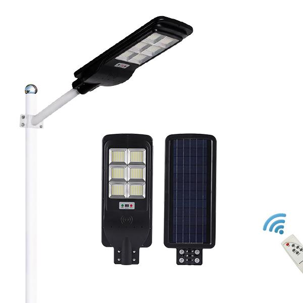 120W 150W 180W 200W A-type high brightness all in one solar street light