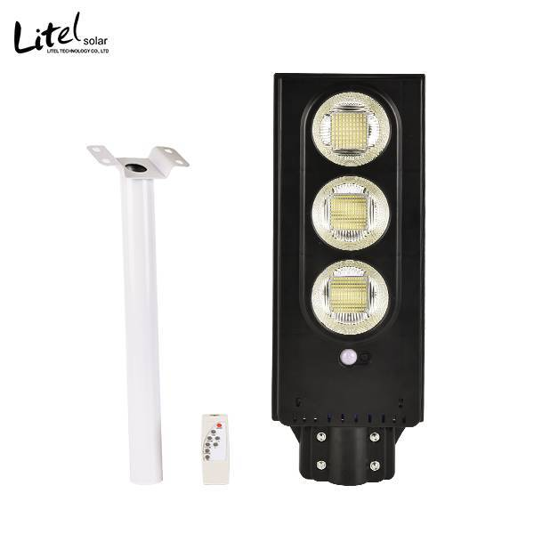 150W new model integrated all in one solar street light