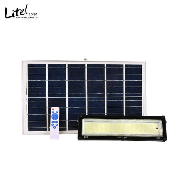New solar flood light  Isolar led wall wash lamp
