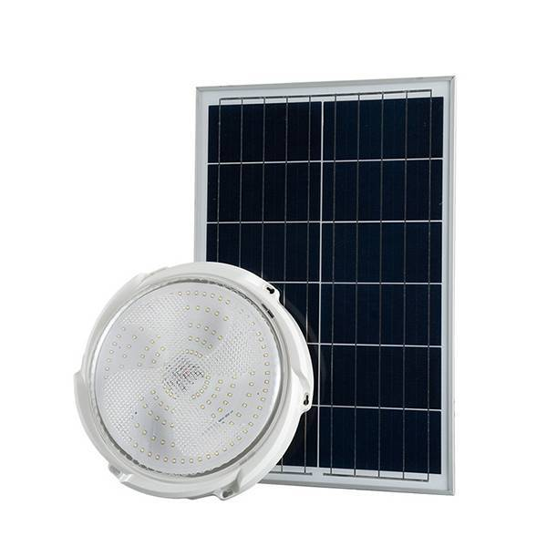 60W 120W 150W 200W PMMA indoor solar ceiling light with PIR motion sensor