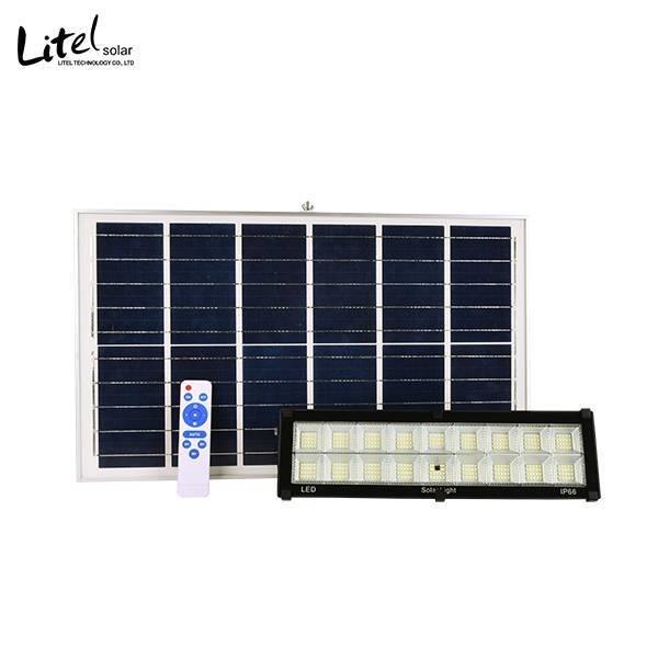 New solar flood light solar led wall wash lamp
